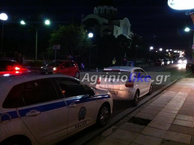 Αγρίνιο: Νεαρή γυναίκα στο νοσοκομείο μετά από τροχαίο (φωτο) — Agrinio24.gr