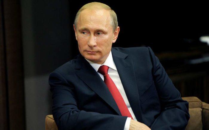 Συγχαρητήρια τηλεγραφήματα Πούτιν σε ΠτΔ και πρωθυπουργό για την 25η Μαρτίου agrinio24.gr