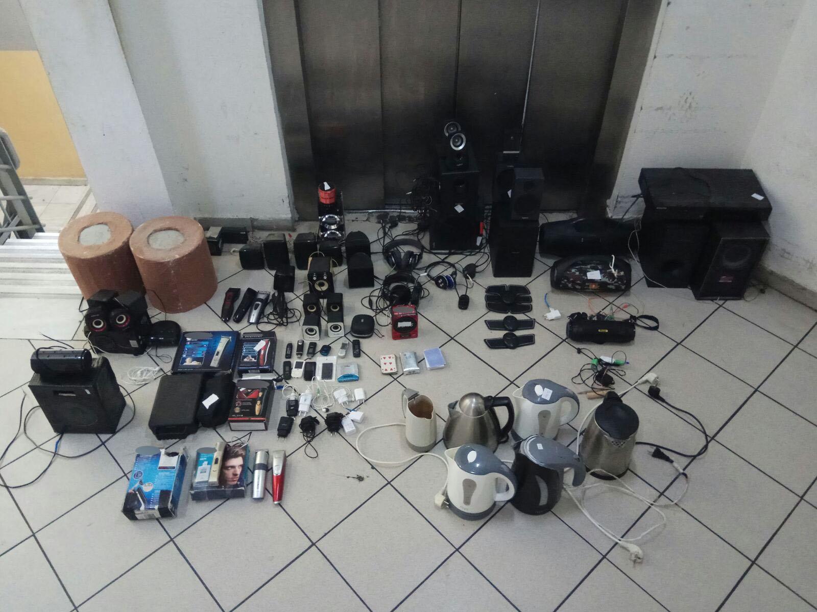 Φυλακές Δομοκού: Ηρωίνη, μαχαίρια και κινητά τηλέφωνα σε κελιά (pics) 1