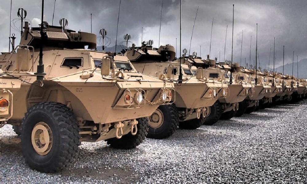 Τα νέα θωρακισμένα οχήματα του Ελληνικού Στρατού!