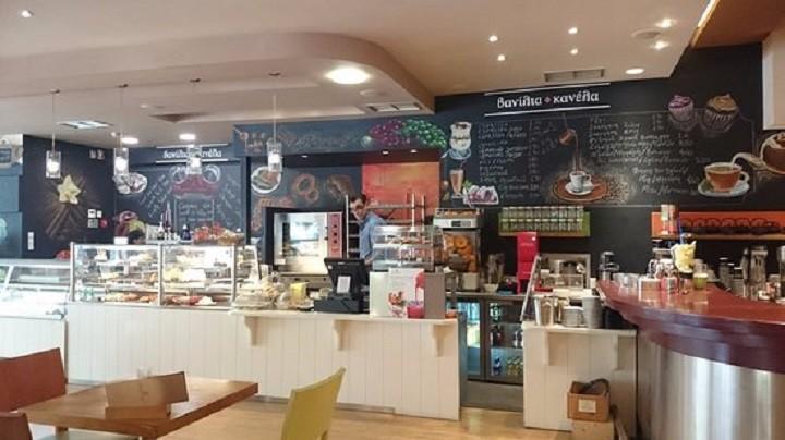 gourmet cafe 1