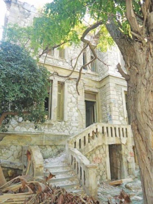 Τα στοιχειωμένα σπίτια της Αθήνας