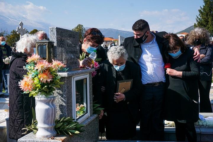Γιώργος Καραϊβάζ Συγκλόνισε ο γιος του δημοσιογράφου – Θα συγχωρούσε