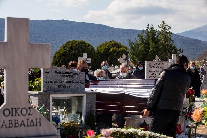 1618157890 108 Γιώργος Καραϊβάζ Συγκλόνισε ο γιος του δημοσιογράφου – Θα συγχωρούσε