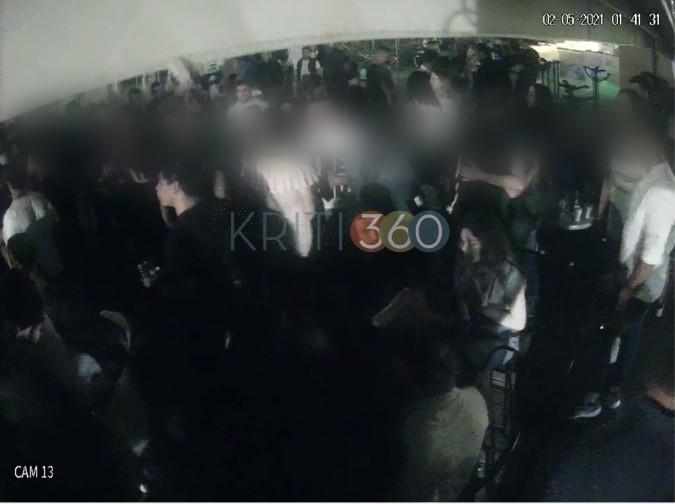 1620099945 865 Χανιά Παραλίγο μπουρλότο σε μαγαζί κατά τη διάρκεια κορονοπάρτι video