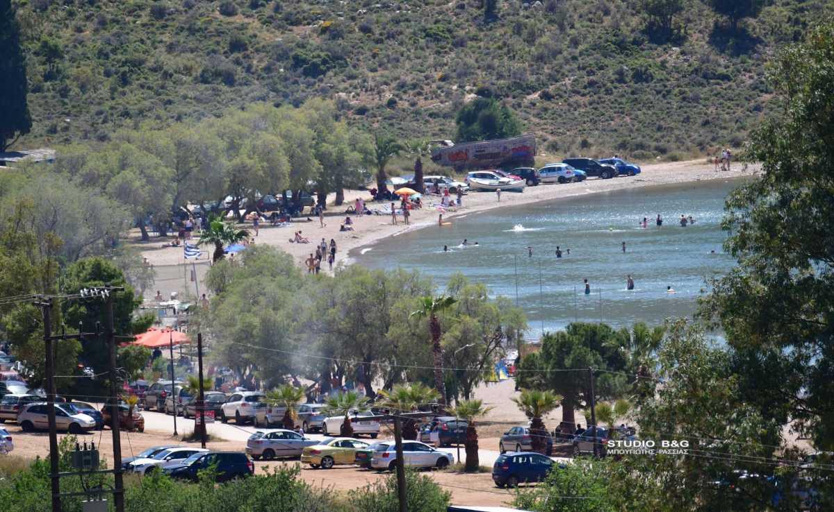 1620148763 343 Αργολίδα Κοσμοπλημμύρα σε παραλία του Ναυπλίου – Εικόνες που θυμίζουν