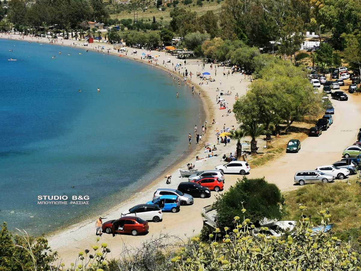 1620148763 686 Αργολίδα Κοσμοπλημμύρα σε παραλία του Ναυπλίου – Εικόνες που θυμίζουν