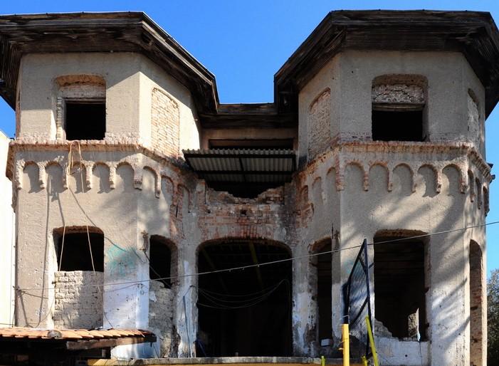 """Βασιλίσσης Όλγας 261-263, το """"στοιχειωμένο"""" σπίτι - Thessaloniki Arts and  Culture"""