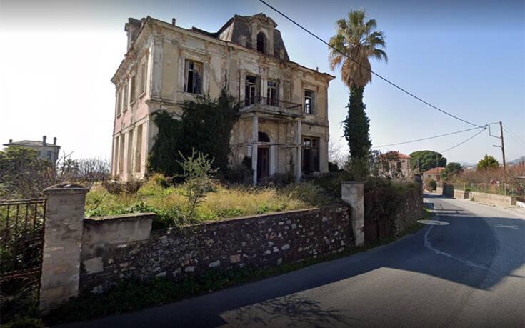 Η ανατριχιαστική ιστορία πίσω από το εγκαταλελειμμένο αρχοντικό Κοντού στο  Πήλιο